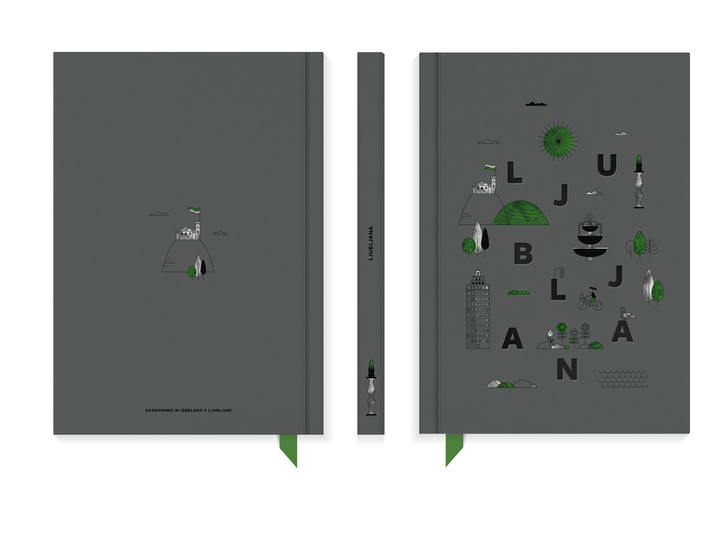 Planner for City of Ljubljana